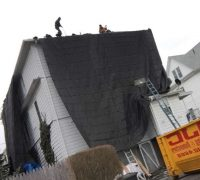 Roofing Job - New London, CT