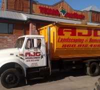 Texas Roadhouse Dumpster Rental - New London, CT