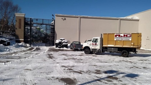 Snow Removal - Lowe's Home Improvement, Waterford, CT