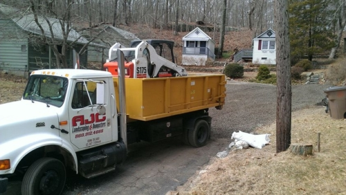 AJC Landscaping & Dumpsters