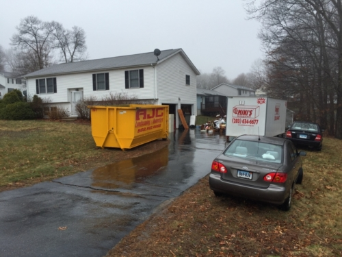 House Clean Out After Flood Damage