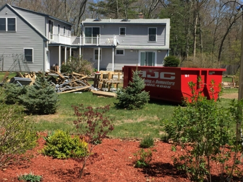 Deck Removal, Moodus, CT
